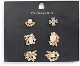 Expression Six-Piece Cluster Pin Set