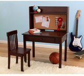 Kid Kraft Pinboard Desk with Hutch and Chair