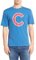 Red Jacket Men's 'Chicago Cubs - Brass Tacks' Trim Fit T-Shirt