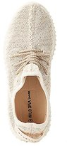 Charlotte Russe Two-Tone Woven Sneakers