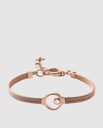 Skagen Elin Rose Gold-Tone Bracelet