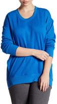 Z By Zella Precision Pullover (Plus Size)