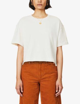 Frame Cloud cotton-jersey T-shirt