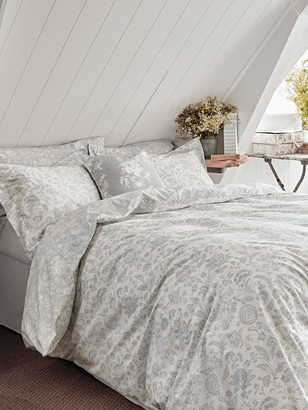 Cabbages & Roses French ToileCotton Percale Duvet Cover