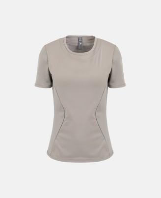 adidas by Stella McCartney Stella McCartney grey performance essentials t-shirt