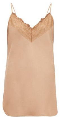 MAX MARA LEISURE Jedi Camisole Top - Womens - Gold