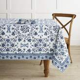 Williams-Sonoma Williams Sonoma Seoul Fan Tablecloth