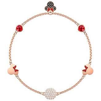 Swarovski Women Stainless Steel Strand Bracelet 5470625