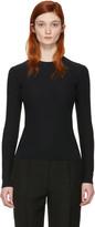 Acne Studios Black Ives Sweater