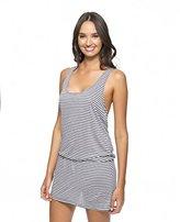 Splendid Women's Malibu Stripe Dress Cover Up