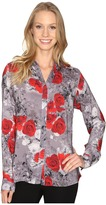 Jag Jeans Roan Shirt in Printed Rayon