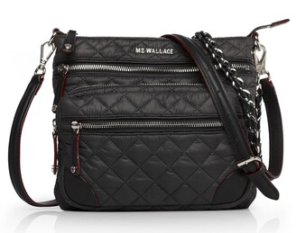 MZ Wallace M Z Wallace Downtown Crosby Crossbody Bag