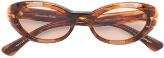 Christian Roth Round Wave sunglasses