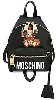 Moschino Women's Gladiator Bear Backpack