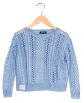 Polo Ralph Lauren Girls' Knit Long Sleeve Sweater