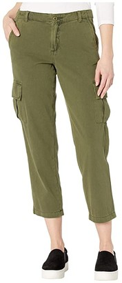 Blank NYC Twill Cargo Pants in Mary Jane (Mary Jane) Women's Casual Pants