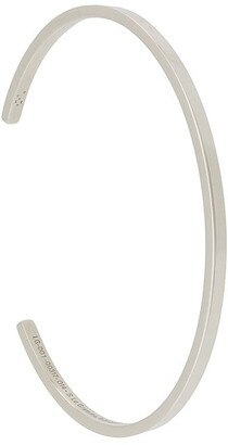 Le Gramme 7 Grams Slick Polished Cuff