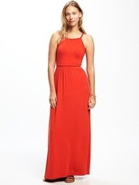 Old Navy High-Neck Maxi Dress for Women