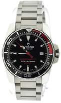 Tudor Hydronaut II 20060N Stainless Steel Black Dial 40mm Mens Watch