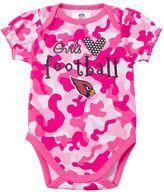 Gerber Baby Arizona Cardinals Camouflage Bodysuit