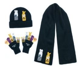 Kidorable Little and Big Boy Noah's Ark Knitwear Set