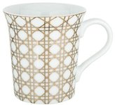 Christian Dior Cannage Porcelain Mug
