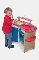 Melissa & Doug Toddler 'Cook's Corner' Wooden Play Kitchen