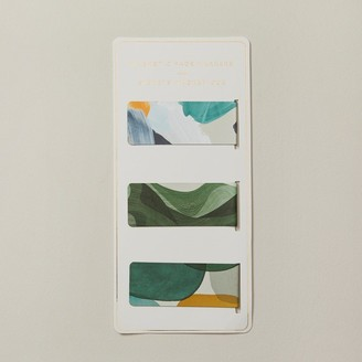 Indigo Paper Magnetic Bookmarks Cali Coast Set Of 3