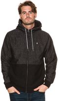 Volcom Static Stone Lined Zip Fleece