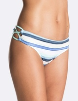 Roxy Womens Sienna Stripe Surfer Separate Bikini Pant