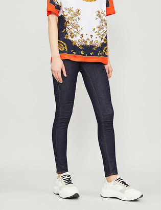 Sandro Skinny high-rise jeans