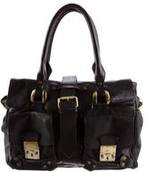 Barbara Bui Leather Shoulder Bag