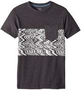 Volcom Lo Fi Short Sleeve Tee Boy's T Shirt