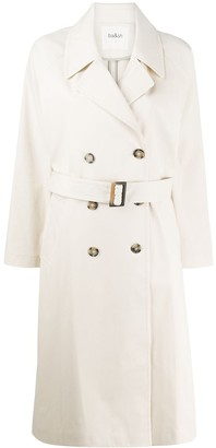 BA&SH Tintin trench coat