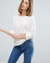 Maison Labiche Exclusive Amazing Embroidered Logo Sweatshirt