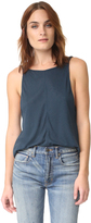 Free People Sleek N Easy Tank Top