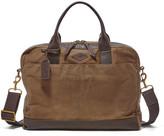 Fossil Wyatt Top Zip Workbag