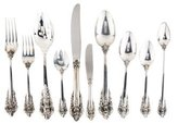 Wallace Grande Baroque 66-Piece Flatware