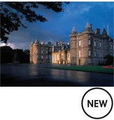 Virgin Experience Days VISIT TO THE PALACE OF HOLYROODHOUSE AND VINTAGE BUS SPARKLING AFTERNOON TEA TOUR FOR TWO
