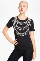 Marc by Marc Jacobs 'Dreamy' Necklace Tee