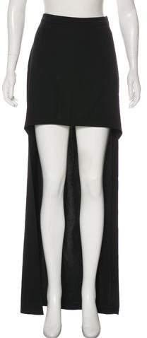 Asymmetrical Maxi Skirt w- Tags