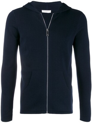 Sandro Paris Zipped Up Cardigan
