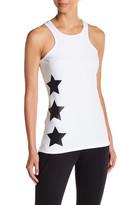 Cynthia Rowley Star Fitness Tank
