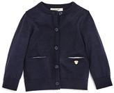 Armani Junior Girls' Wool Cardigan - Baby