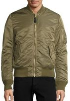 Alpha Industries Nylon Flight Jacket