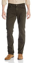 7 For All Mankind Men's The Straight Modern Fit Luxe Performance Sateen Pant