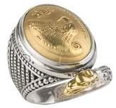 Konstantino Women's Gaia Dome Ring