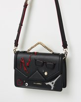 Karl Lagerfeld K/Paris Shoulder Bag