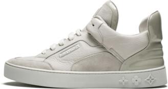 Louis Vuitton Kanye West x Jas 'Kanye West - Cream' Shoes - Size 7.5
