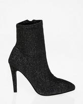 Le Château Metallic Sock Boot